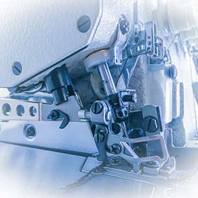 Principais classificações de máquinas de costura industriais