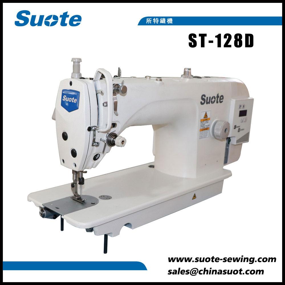 Máquina de Costura de Mão-Ponto com Acionamento Direto