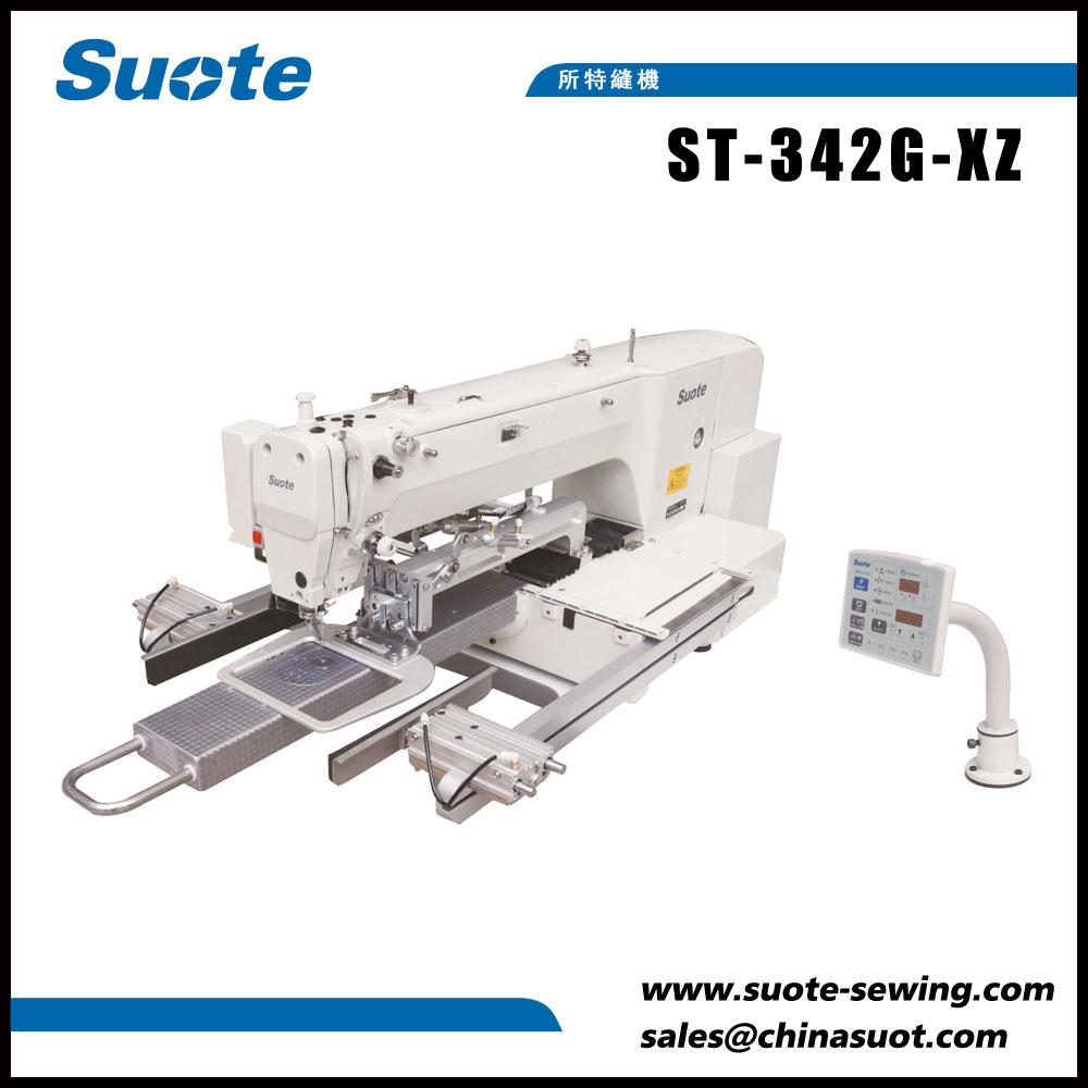 Máquina de costura de padrão de boca pequena