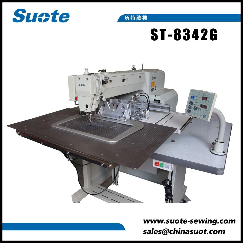 Máquina de costura eletrônica padrão