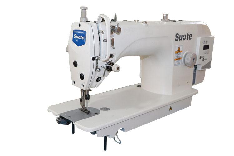 Qual é o tipo de máquina de costura industrial